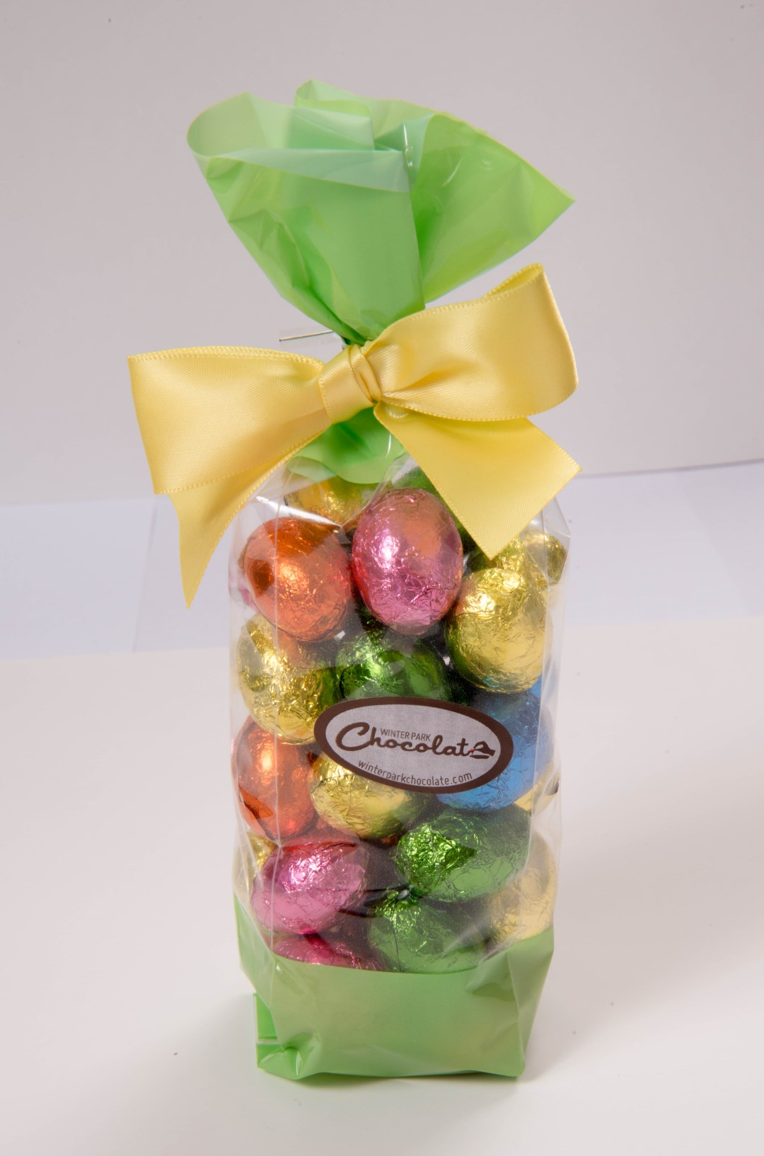 Bag of Chocolate Easter Eggs