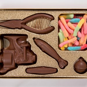Father's Day Chocolate Fisherman's Kit