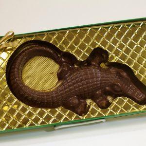 Chocolate Alligator